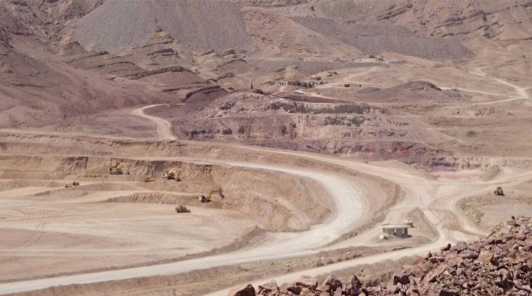 معدن سرب وروی مهدی آباد