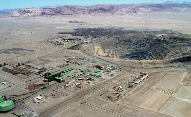 معدن سنگآهن چغارت