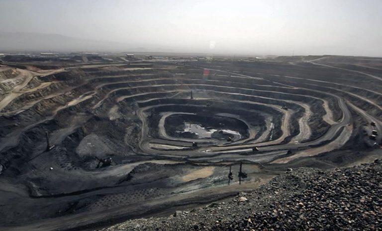 معدن سنگآهن چادرملو