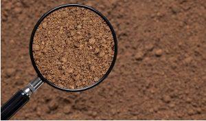 طبقه بندی انواع خاک